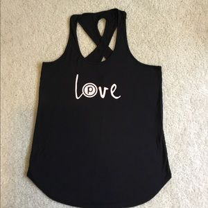 "Pure Barre by Splits59 ""love"" Tank"